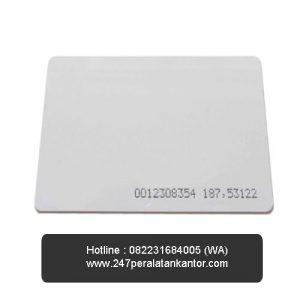 Dual Chip Card (UHF & Proximity 125Khz)