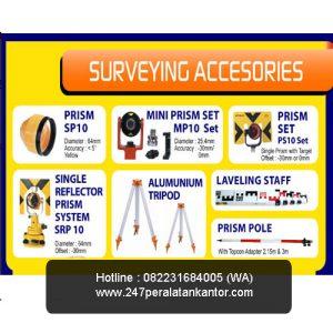 Accesoris Alat Survey