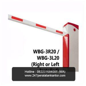 Palang Parkir Barrier Gate WBG-3R20 & WBG-3L20